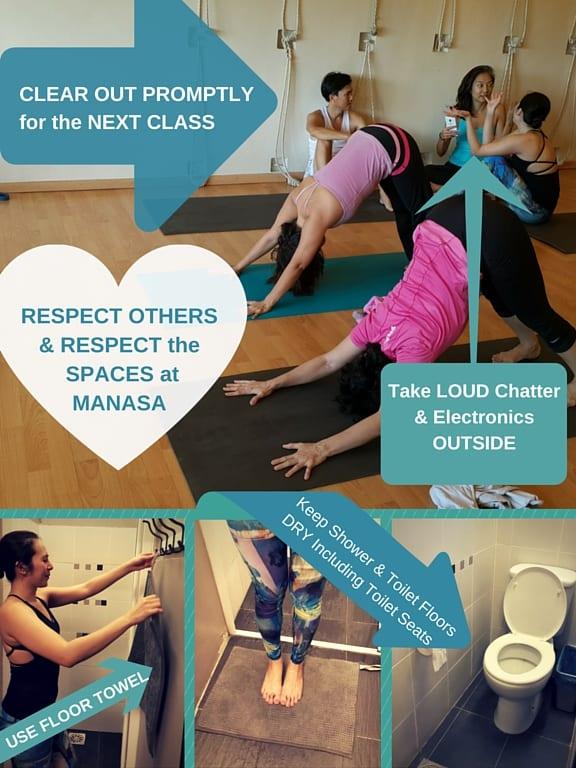 yoga etiquette page 2